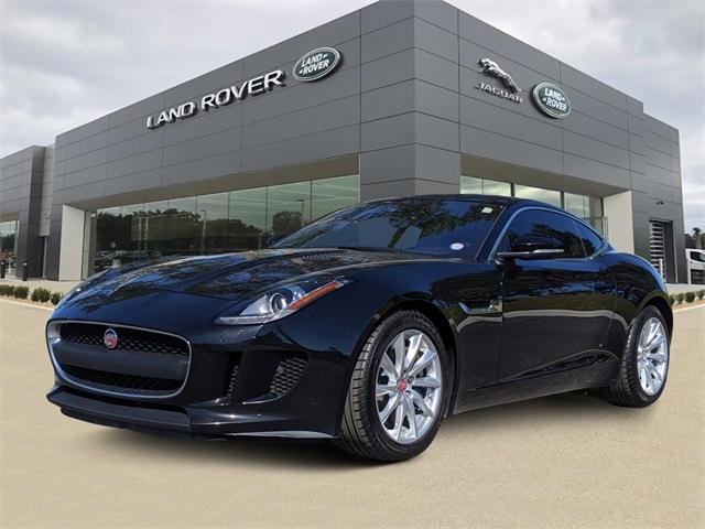 Certified Pre-Owned 2017 Jaguar F-TYPE Base