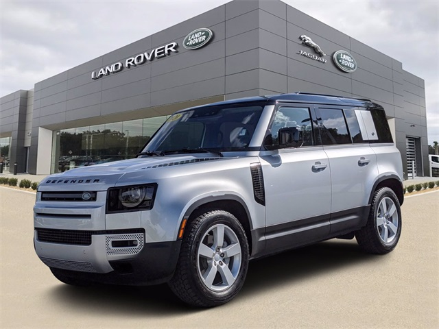 Pre-Owned 2020 Land Rover Defender 110 First Edition