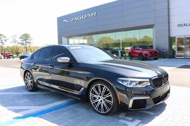 Pre-Owned 2018 BMW 5 Series M550i xDrive