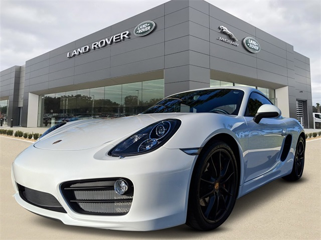 Pre-Owned 2016 Porsche Cayman S