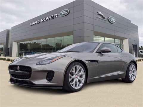 Pre-Owned 2020 Jaguar F-TYPE P300